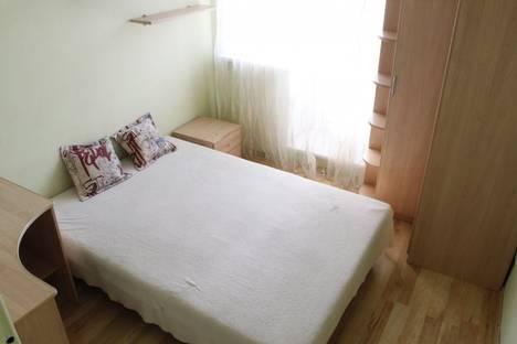 Сдается 3-комнатная квартира посуточно в Красноярске, ул. Дубровинского, 62.