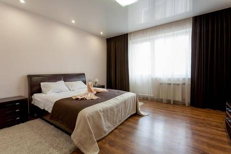 Сдается 1-комнатная квартира посуточнов Красноярске, ул. Урванцева, 14.