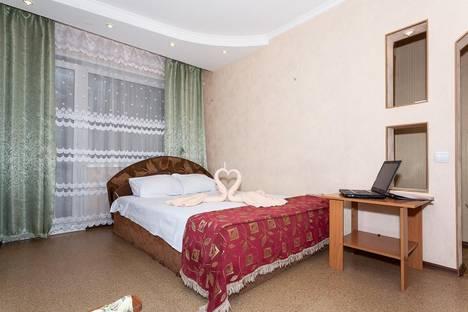 Сдается 1-комнатная квартира посуточнов Красноярске, ул. Чайковского, 14.