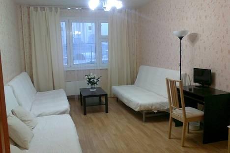 Сдается 1-комнатная квартира посуточно в Химках, улица Горшина, 3 корпус 2.