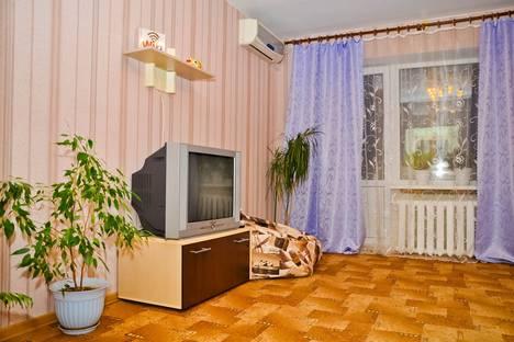 Сдается 1-комнатная квартира посуточно, проспект им Ленина 65.