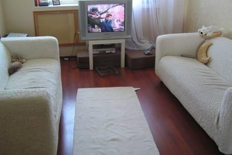 Сдается 2-комнатная квартира посуточнов Санкт-Петербурге, ул. Олеко Дундича 19К5.