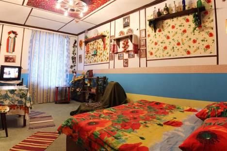 Сдается 1-комнатная квартира посуточнов Санкт-Петербурге, ул. Подольская д. 39.