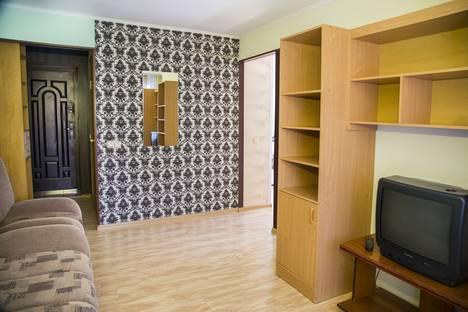 Сдается 2-комнатная квартира посуточно в Красноярске, ул. Коломенская, 23.