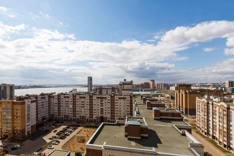 Сдается 1-комнатная квартира посуточнов Казани, ул. Сибгата Хакима, 39.