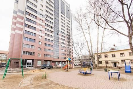 Сдается 3-комнатная квартира посуточнов Казани, ул.Даурская, 24а.
