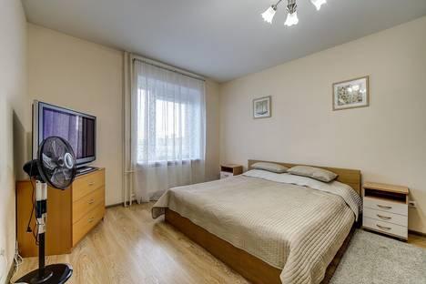 Сдается 1-комнатная квартира посуточнов Санкт-Петербурге, Коломяжский проспект, 15к2 (К20).