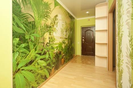Сдается 2-комнатная квартира посуточнов Казани, ул. Космонавтов, 42а.