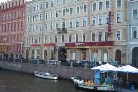 Сдается 1-комнатная квартира посуточнов Санкт-Петербурге, Невский проспект, 20.