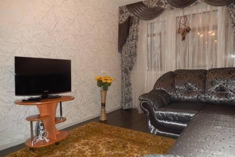 Сдается 2-комнатная квартира посуточно в Пскове, ул. Красноармейская, д.12.