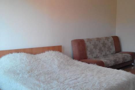 Сдается 1-комнатная квартира посуточнов Чите, угданская 26.
