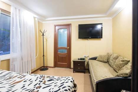 Сдается 1-комнатная квартира посуточно в Сочи, ул. Пионерская, 42.