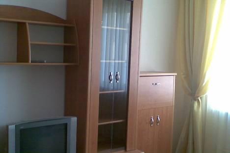 Сдается 1-комнатная квартира посуточнов Новороссийске, проспект Ленина, 107.