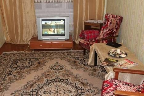 Сдается 1-комнатная квартира посуточнов Новокузнецке, Октябрьский проспект, 6.