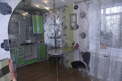 Сдается 2-комнатная квартира посуточнов Уфе, проспект Октября, д 142.