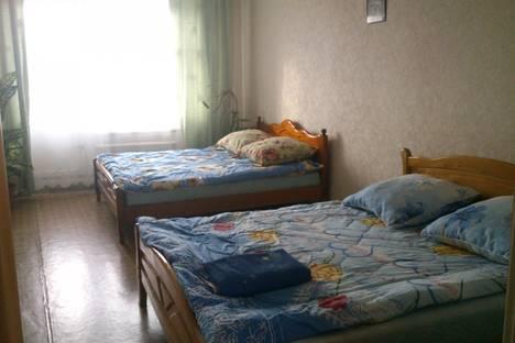 Сдается 3-комнатная квартира посуточно в Ульяновске, Новый город Созидателей проспект, 26.