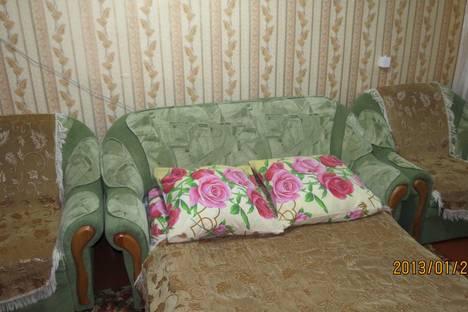 Сдается 1-комнатная квартира посуточнов Бузулуке, 4микрорайон 41дом.