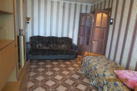 Сдается 2-комнатная квартира посуточнов Бузулуке, 1микрорайон 5дом.