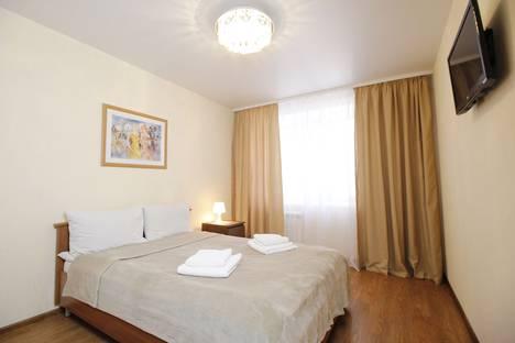 Сдается 2-комнатная квартира посуточно, ул. Советская, 69.