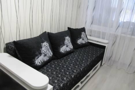Сдается 2-комнатная квартира посуточно в Сочи, ул. Победы д.67.