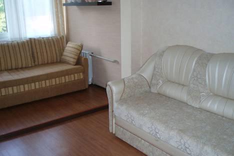 Сдается 1-комнатная квартира посуточно в Сочи, ул. Победы д.65.
