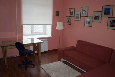 Сдается 1-комнатная квартира посуточнов Санкт-Петербурге, ул. Чапаева, д. 14.