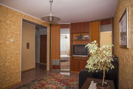 Сдается 1-комнатная квартира посуточно в Междуреченске, ул. Юдина, 11.
