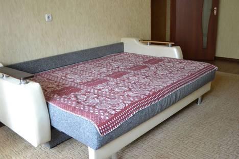 Сдается 1-комнатная квартира посуточнов Белгороде, буденного 13.