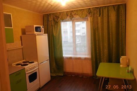 Сдается 1-комнатная квартира посуточнов Усть-Илимске, ул. Георгия Димитрова, 6.