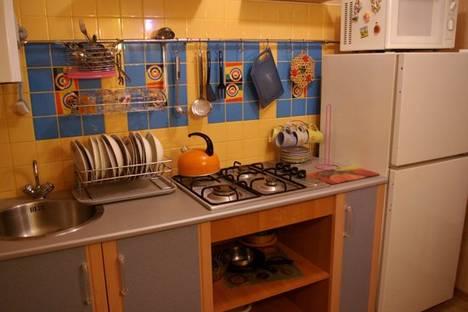 Сдается 1-комнатная квартира посуточнов Санкт-Петербурге, ул. Беринга, д. 22.