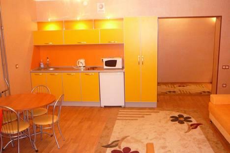 Сдается 1-комнатная квартира посуточнов Тюмени, ул. М. Горького д. 3к1.