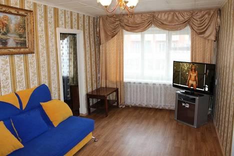Сдается 3-комнатная квартира посуточнов Туймазах, ул. Пугачева, 24.