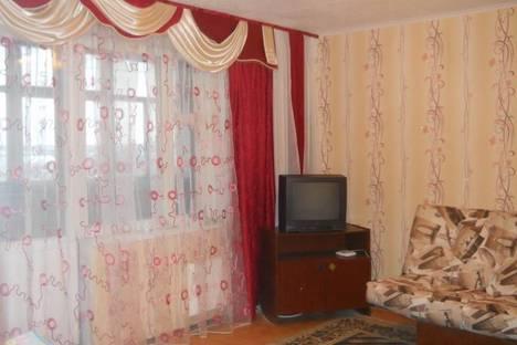 Сдается 2-комнатная квартира посуточно в Костроме, ул. Мясницкая, 106.