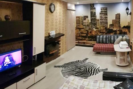 Сдается 1-комнатная квартира посуточно в Уфе, ул. Первомайская, 69.