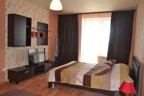 Сдается 1-комнатная квартира посуточно в Екатеринбурге, Переулок Красный дом 5 корпус 1.