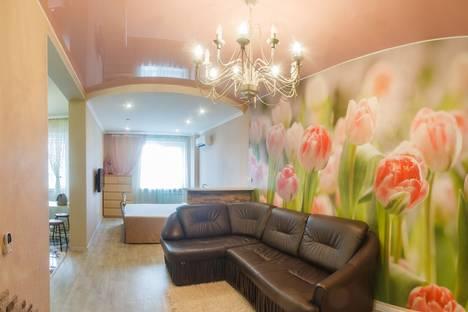 Сдается 1-комнатная квартира посуточнов Казани, Чистопольская ул., 61а.