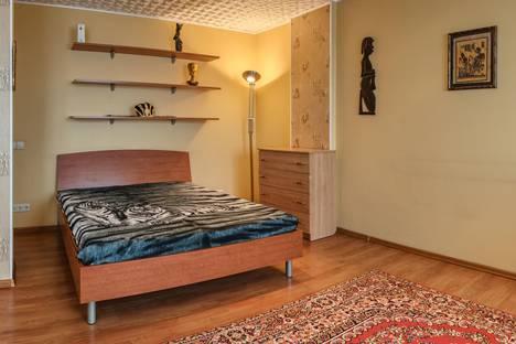 Сдается 1-комнатная квартира посуточно в Новосибирске, геодезическая 17/1.