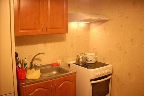 Сдается 1-комнатная квартира посуточнов Санкт-Петербурге, проспект Просвещения, 46.