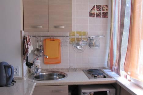 Сдается 1-комнатная квартира посуточнов Георгиевске, ул. Ленина, 8.