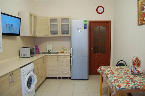 Сдается 1-комнатная квартира посуточнов Таганроге, ул. Александровская, 23.