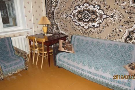 Сдается 1-комнатная квартира посуточнов Бузулуке, 3микрорайон 5дом.