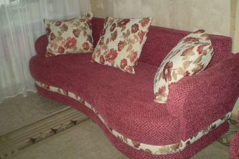 Сдается 1-комнатная квартира посуточнов Омске, проспект Мира, 62.