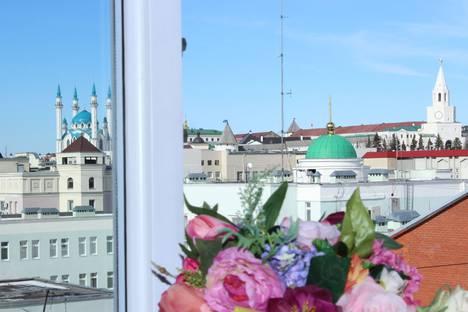 Сдается 2-комнатная квартира посуточно в Казани, Переулок Кирова 5.