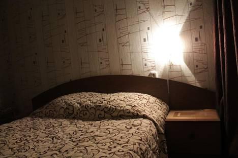 Сдается 2-комнатная квартира посуточно в Набережных Челнах, бульвар Главмосстроевцев, 1 (18/07) Новый город.