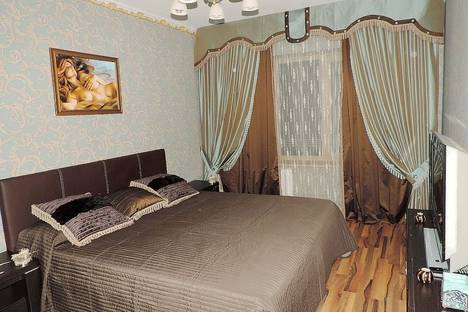 Сдается 3-комнатная квартира посуточнов Сочи, п.Лазаревское ул.Павлова д.129.