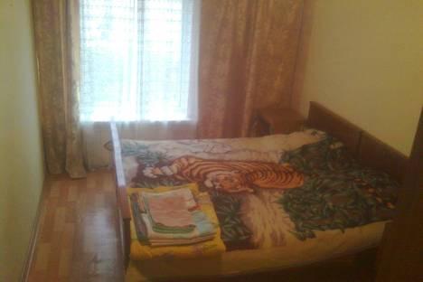 Сдается 1-комнатная квартира посуточнов Екатеринбурге, Сибирский тракт 21.
