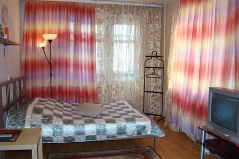 Сдается 1-комнатная квартира посуточно в Северодвинске, проспект Труда, 43.