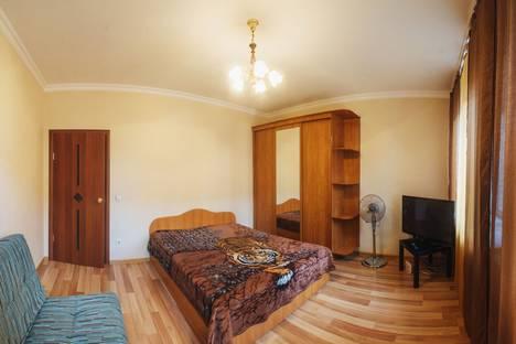 Сдается 1-комнатная квартира посуточнов Казани, ул. Чистопольская, 82.
