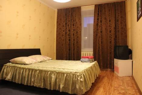 Сдается 2-комнатная квартира посуточнов Казани, ул. Сибгата Хакима, 33.