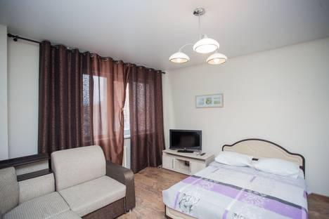 Сдается 1-комнатная квартира посуточнов Самаре, Солнечная, 2.